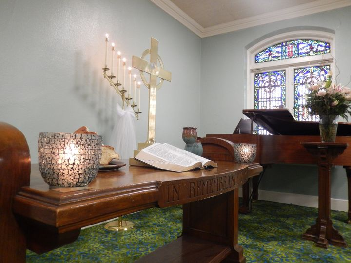 Prayer Chapel seats 60