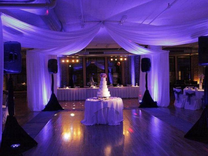 Tmx 1347582491832 DrapingPurpleUplightingWeddingReception Boston wedding dj
