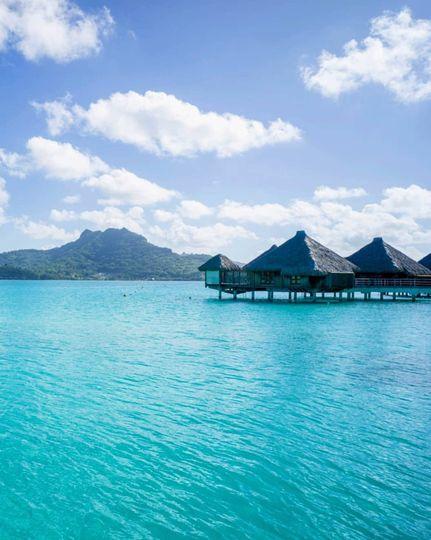 Bora Bora overwater