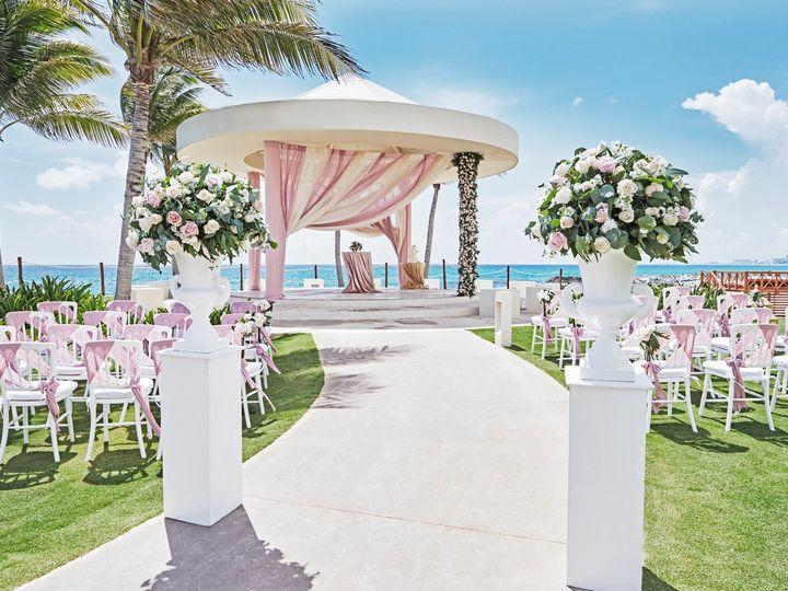 Tmx Hyatt Ziva Cancun Gazebo Wedding 51 407166 1563392453 Greenwich, CT wedding travel