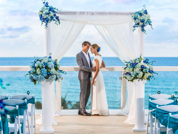 Tmx Hyatt Ziva Rose Hall Sky Deck Wedding 51 407166 1563392532 Greenwich, CT wedding travel