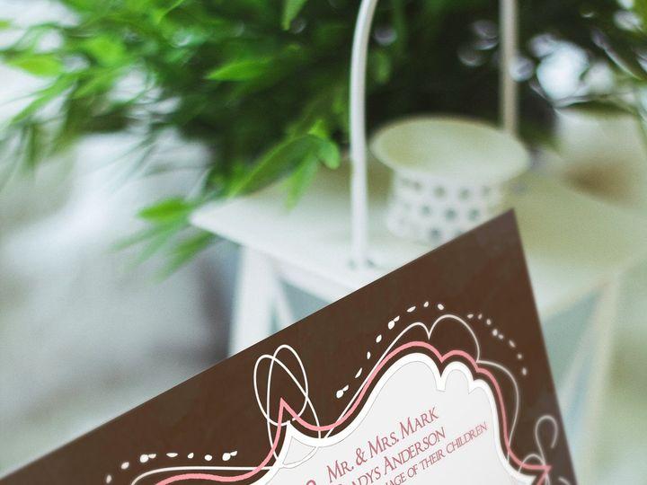 Tmx 1419633730584 Kminvite Front Eagle Bend wedding invitation
