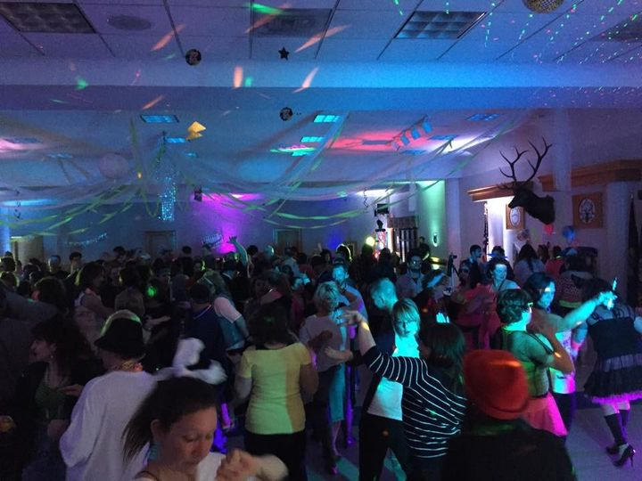 80's night fundraiser for the American Cancer Society Relay for Life
