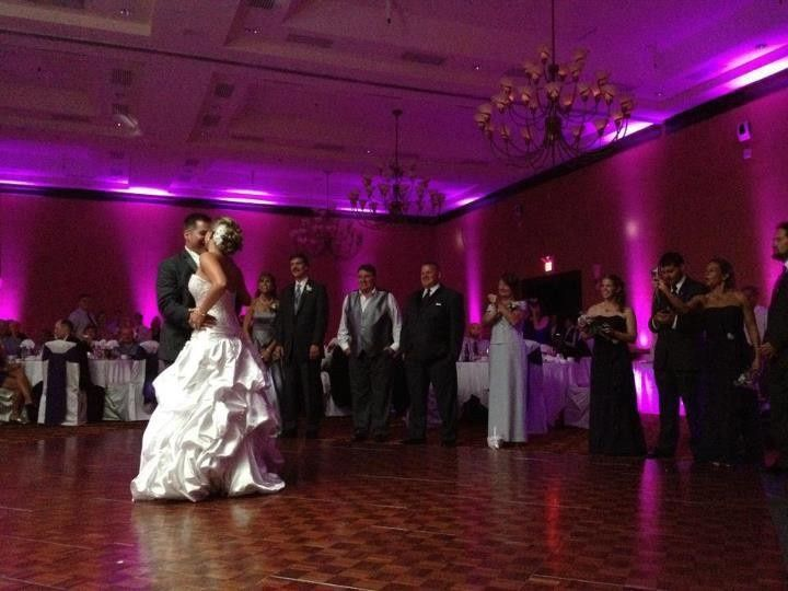First dance from July, 2012