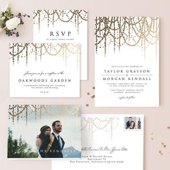 minted invitations san francisco ca weddingwire