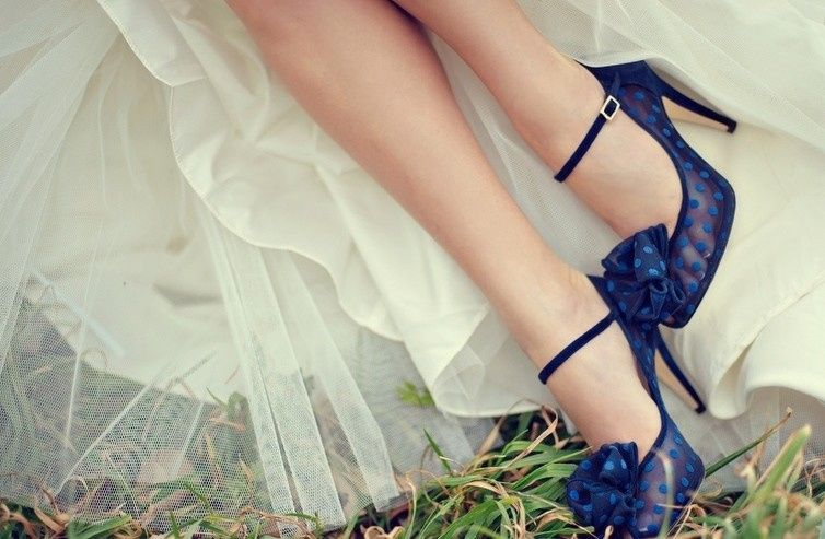 blue bridal shoes52