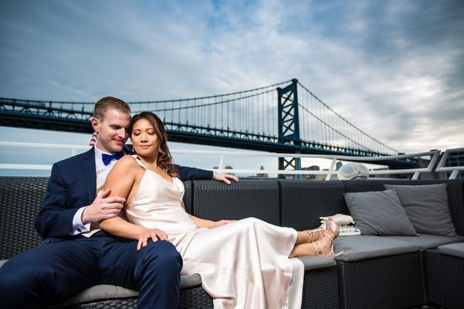 Tmx 1507305340543 06 Freedom Elite Philadelphia Real Wedding Bridge  Philadelphia, PA wedding venue