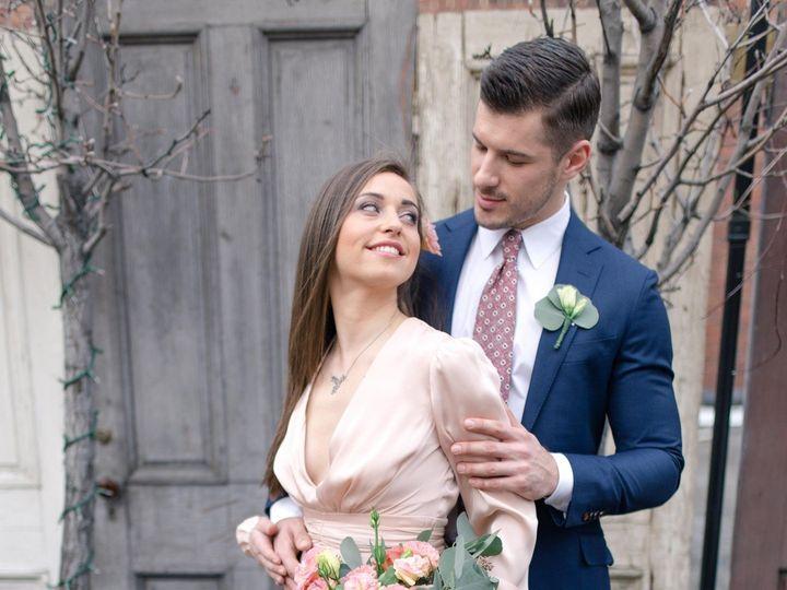 Tmx 1488131088398 Pink Scheme 0158 Washington, DC wedding florist