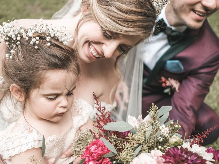 Tmx 1514990262968 Megan And Fredy  31 Washington, DC wedding florist