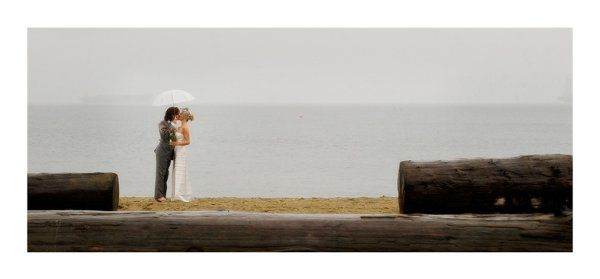 Kits Beach - Destination Wedding
