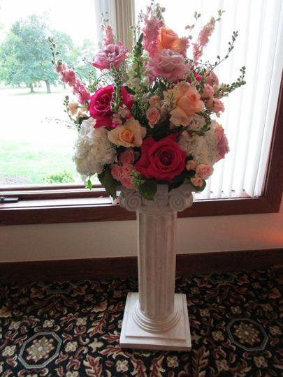 Flower decor