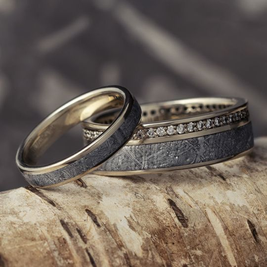 Antique style rings