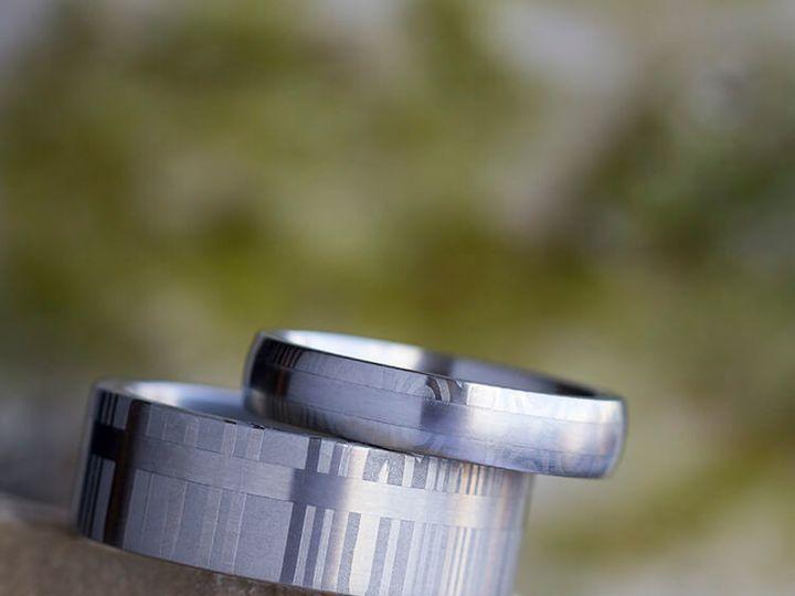 Tmx 1500931671981 E Damascus Titanium Group Cropped Saint Paul, Minnesota wedding jewelry