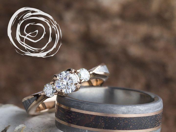 Tmx 1501014656201 E 2573 Art Weddingwire 7 Saint Paul, Minnesota wedding jewelry