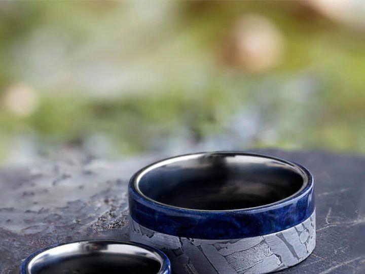 Tmx 1501097600582 Seymchan Blue Box Elder Stacked Square 1 Saint Paul, Minnesota wedding jewelry