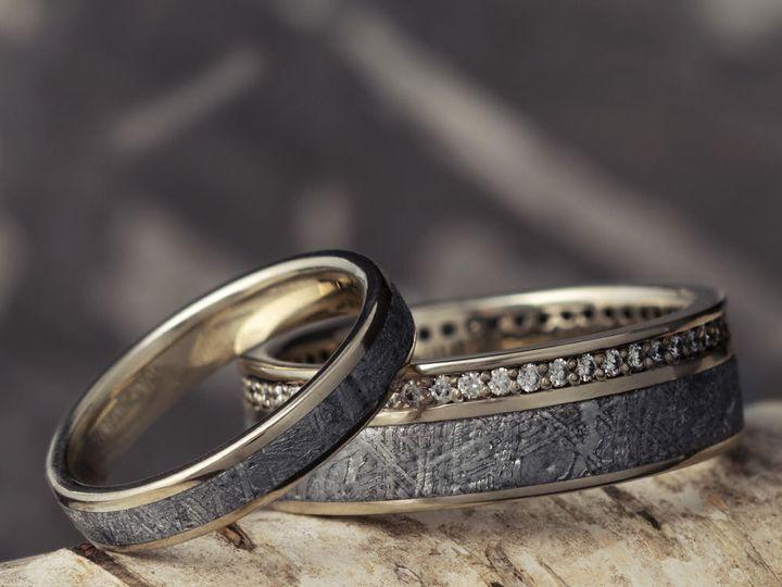 Tmx 1534273931 Eeda42121bfa13f1 1534273930 319ad71788146eed 1534273930377 1 E Meteorite White  Saint Paul, Minnesota wedding jewelry