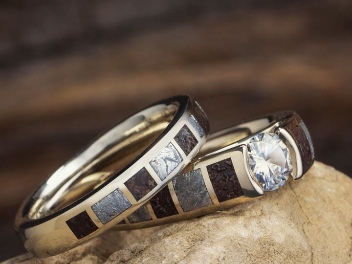 Tmx 1534273932 D618c08c9992d5e0 1534273931 5abbf81541967847 1534273930384 2 E 4001 Mueller Art Saint Paul, Minnesota wedding jewelry