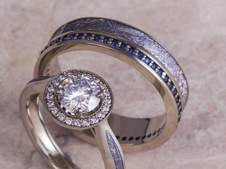 Tmx E White Gold Meteorite Group December Cropped 1 51 159166 Saint Paul, Minnesota wedding jewelry