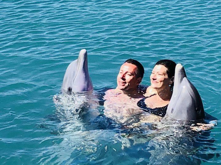 UNEXSO Dolphin Swim Excursion