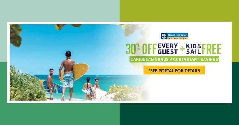 Royal Caribbean Deals