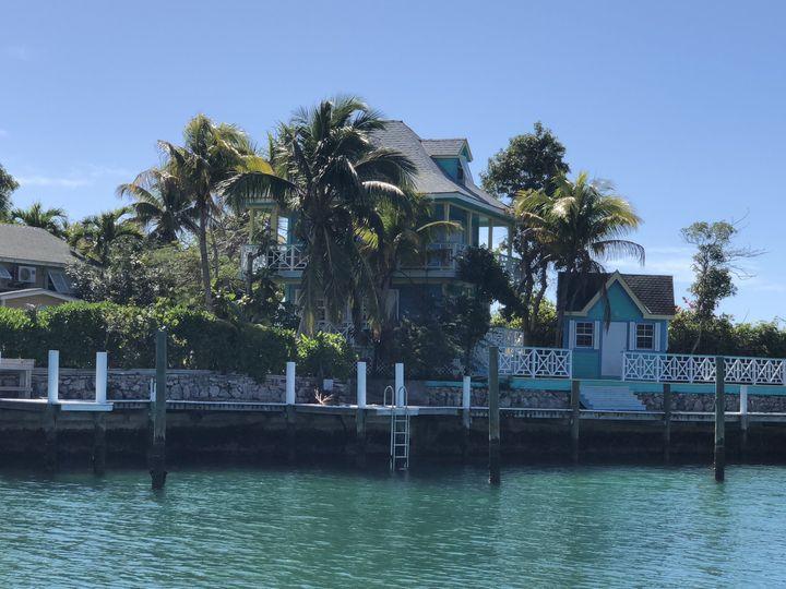Lucayan Harbor Grand Bahama island