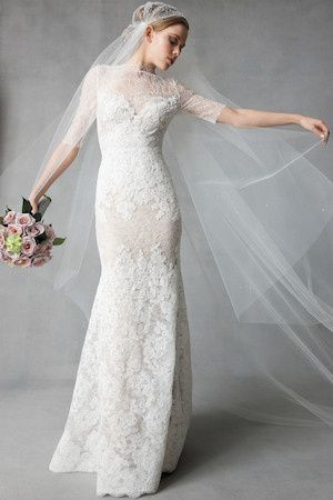 """The """"Kerry"""" bridal gown from Watters."""