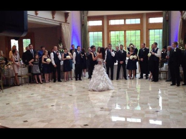 Tmx 1346355102971 TalamoreFirstDance Warrington, PA wedding dj