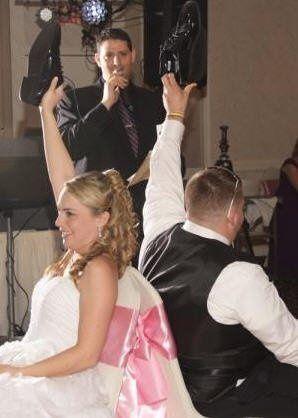Tmx 1346355104534 Tineshoegame Warrington, PA wedding dj