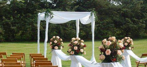 Tmx 1355793340388 Weddingceremonyarea Warrington, PA wedding dj