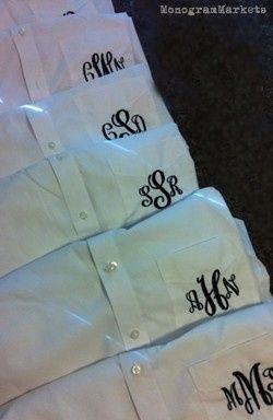 bridal shirts