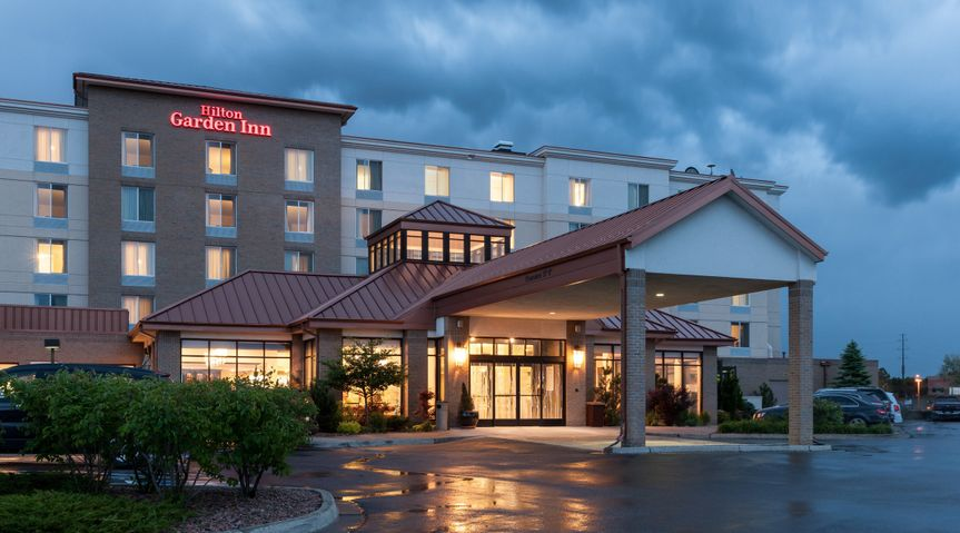 Hilton Garden Inn Denver/ Highlands Ranch   Venue   Littleton, CO    WeddingWire Pictures
