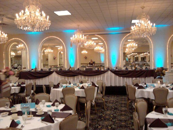 Tmx 1290468807752 RIHolidayInnTiffanyBlueUpLights Davenport, IA wedding dj