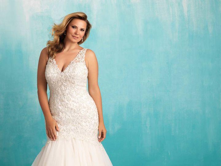 Tmx 1504915947700 W377   Closeup Portland, OR wedding dress