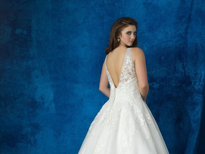 Tmx 1504915991877 W388   Back Portland, OR wedding dress