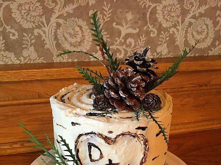 Tmx 1491953508071 Img7027 Warrensburg, New York wedding cake