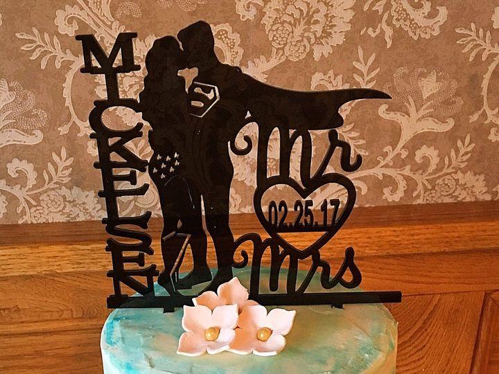 Tmx 1491953534171 Img7028 Warrensburg, New York wedding cake
