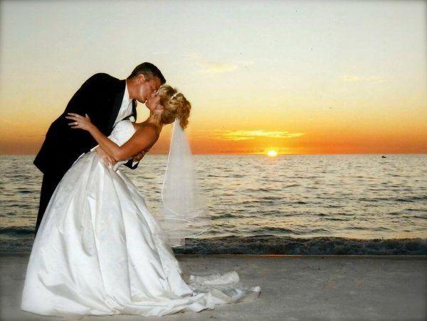 Tmx 1273510621492 STeveandKathyBeachresizedweddingbook Fort Myers, FL wedding dj