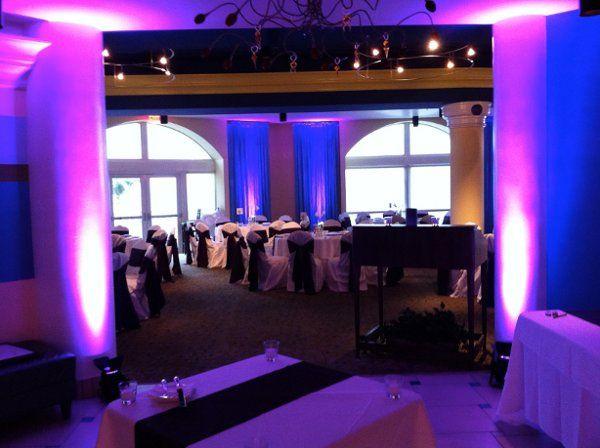 Tmx 1308838755312 PinkShellPurpleUplights Fort Myers, FL wedding dj