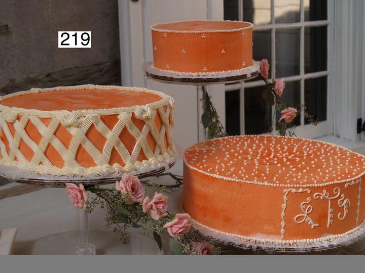 Tmx 1382487465310 219 Bryn Mawr wedding cake