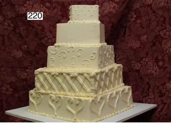 Tmx 1382487484233 220 Bryn Mawr wedding cake