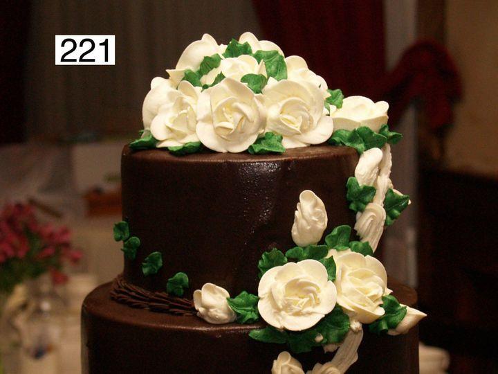 Tmx 1382487501641 221 Bryn Mawr wedding cake