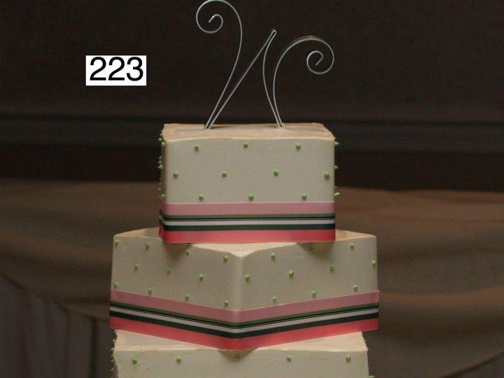 Tmx 1382487524440 223 Bryn Mawr wedding cake