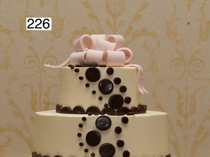 Tmx 1382487544059 226 Bryn Mawr wedding cake