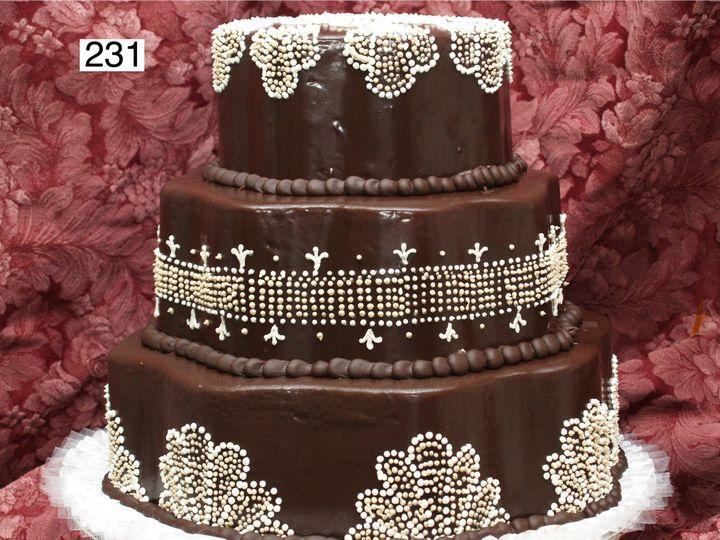 Tmx 1382487859638 231 Bryn Mawr wedding cake