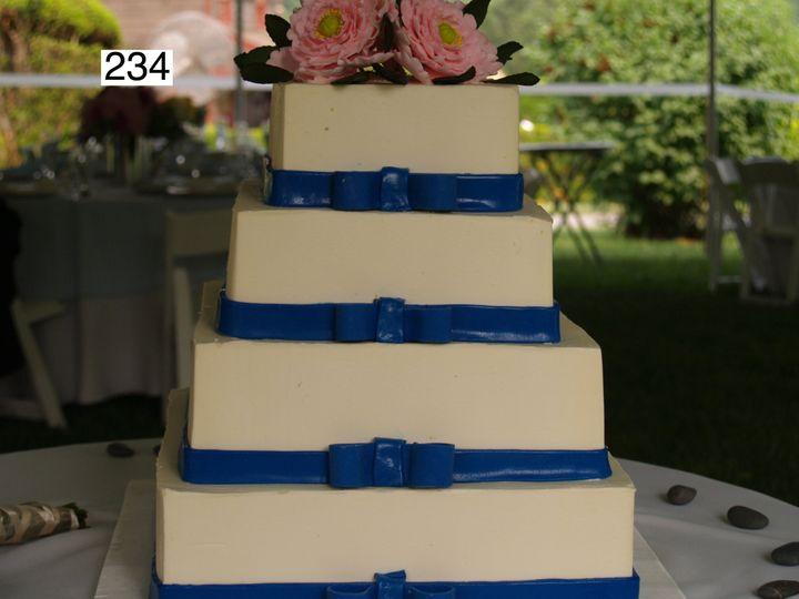 Tmx 1382488308650 234 Bryn Mawr wedding cake