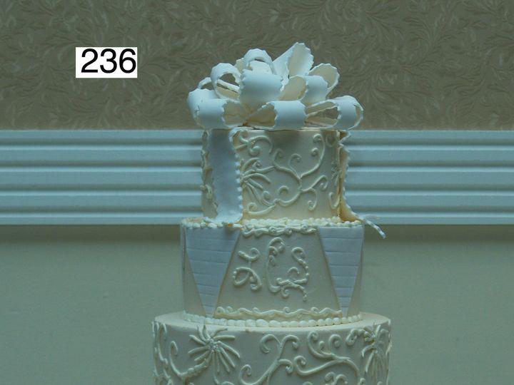Tmx 1382488342684 236 Bryn Mawr wedding cake
