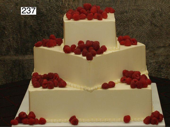 Tmx 1382488355357 237 Bryn Mawr wedding cake