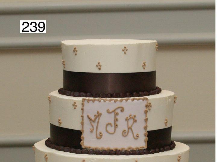 Tmx 1382488370150 239 Bryn Mawr wedding cake