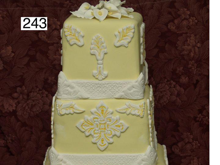 Tmx 1382488410216 243 Bryn Mawr wedding cake