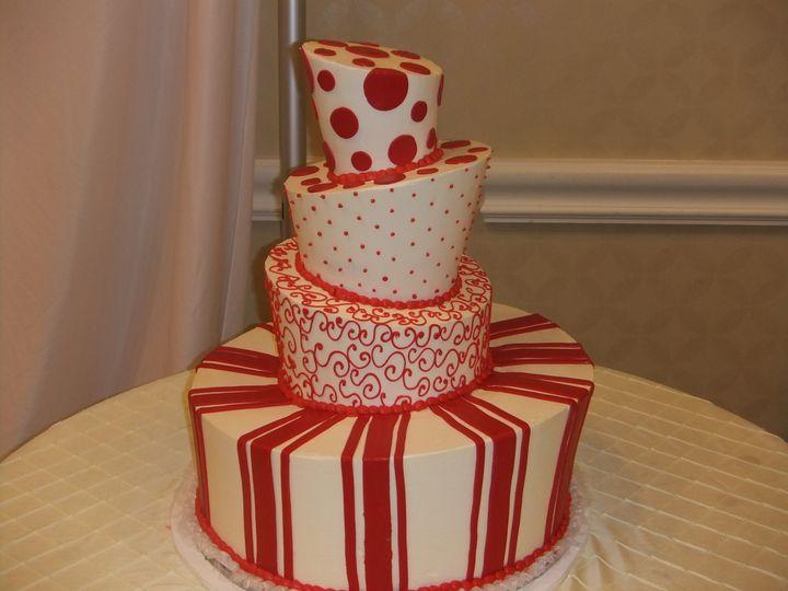 Tmx 1382488437556 244 C Bryn Mawr wedding cake